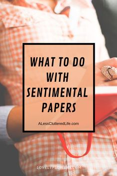 Curating your sentimental papers allows you to better highlight the best memories of your life. Organizing Paperwork, Organization Skills, Paper Organization, Organising Tips, Dorm Hacks, Kitchen Cabinet Storage, Kitchen Cabinets, Paper Clutter, Negative People