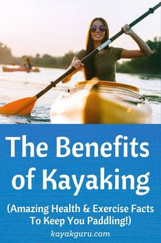 Learn mora about why you should go kayaking... 7 Reasons To Kayak: It's Great For Weight Loss! It Improves And Maintains Your Physical Health It Reduces Stress And Improves Mental Health It Keeps Your Heart Healthy You Can Develop New Skills It's Family (And Dog) Friendly Make New Friends Make New Friends, Dog Friends, Fitness Facts, Health Fitness, Boating Tips, Healthy Facts, Improve Mental Health, Healthier You, Reduce Stress