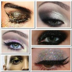 Kim-Kardashian-Midweek-Makeup-New-Years-Eve-Eys