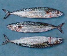 3 Makrelen van Roman Reisinger