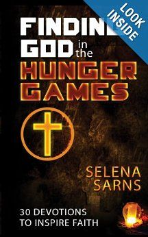 Finding God in the Hunger Games: 30 Devotions to Inspire Faith: this is great! I'm using it for a November lock-in                                                                                                                                                                                 More