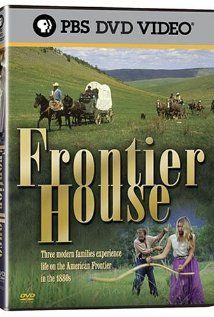 @Nancy Nicholson , remember this? PBS series from 2002 where real families lived as if it were 1883 Montana. Brilliant.