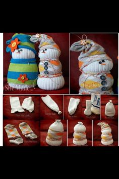 These are so cute! Making some for Ella this christmas!