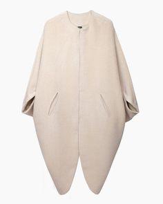 Zero + Maria Cornejo / Koya Coat