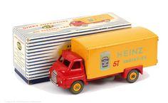 """Dinky No.923 Big Bedford Van """"Heinz 57 Varieties"""""""