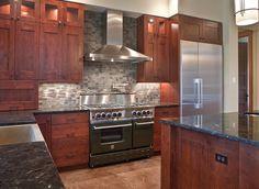Columbia Cabinets - Transitional design portfolio