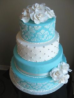 Metallic Wedding Cakes, Big Wedding Cakes, Elegant Wedding Cakes, Elegant Cakes, Beautiful Wedding Cakes, Gorgeous Cakes, Wedding Cake Designs, Pretty Cakes, Bling Wedding