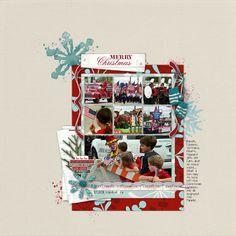 christmas parade - Scrapbook.com