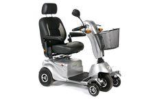 Quingo Plus Mobility Scooter