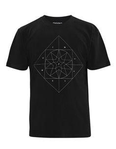 OKKULT   Men's T-Shirt   Spring / Summer Collection 2012   www.zimtstern.com   #zimtstern #spring #summer #collection #mens #tshirt