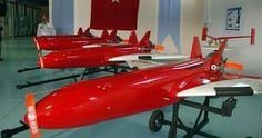 TAI Turna Target Drone TEI-TP-1X Turkish Turbo Prop