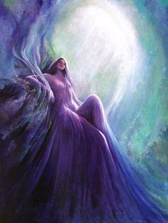 Pleine lune de juin entre dans mon chemin de femme. Chaque pleine lune m' apporte un message, m' invitant profondément à regarder avec attention mes pas. Elle rappelle une direction, me confie un enseignement, une parole à méditer. Celle ci danse dans...