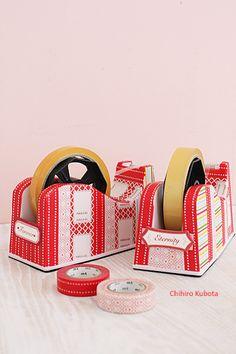 washi tape tape dispensers