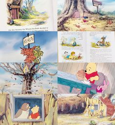 The Many Adventures Of Winnie The Pooh Pooh S Bum