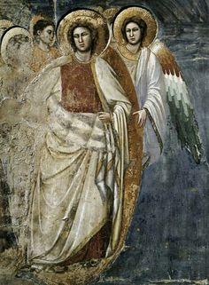 Giotto di Bondone- Last Judgment.