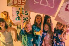 Fashion Times: Руками младенца. Новая коллекция эко бренда GO