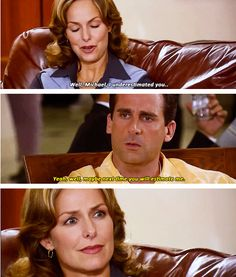 Never underestimate Michael Scott