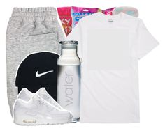 """""""#draft"""" by drakeschild ❤ liked on Polyvore featuring Billabong, Nike Golf and NIKE"""