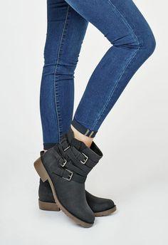 Andreia Schuhe in Schwarz - günstig kaufen bei JustFab