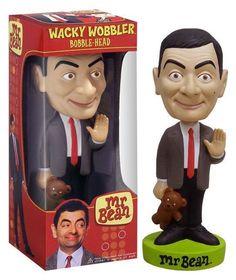 Mr. Bean Funko Wacky Wobbler Bobble- Head in Box    eBay