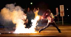 The pointless and illicit rioting in Ferguson, Missouri is a perfect example of all that is wrong with the Democrat Party, the unavoidable end game of that party's actions, and proof of the illegit...