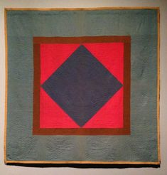Amish Influence Quilt