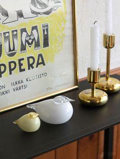iittala (イッタラ) / Birds by Oiva Toikka (バード バイ オイバ・トイッカ) Kuulas
