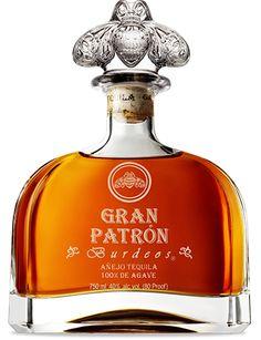 Gran Patrón Burdeos has a smooth, full-bodied taste
