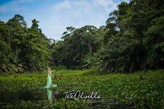 SUP Panamá - Lago Gatun