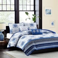 Have to have it. Intelligent Design Nicole Quilted Coverlet Set - $69.99 @hayneedle