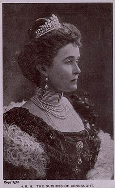 Louise of Prussia--Wife of Prince Arthur, one of Queen Victoria's sons. She died in the 1917 influenza epidemic at age 56.
