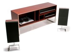 Stereo set by Bang & Olufsen 1960's