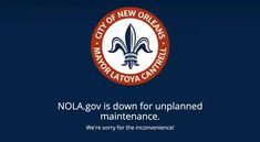 New Orleans disrupted by cyber attack Service Public, Cyber Attack, Computer Network, Email Design, News Update, New Orleans, Teaching, Activities, Magazine
