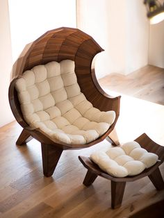Permanent Link to Stylish Segment Chair by Sae-rom Yoon