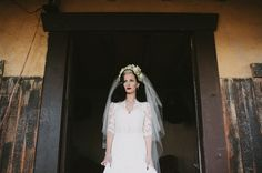 Victorian Old West Wedding at Star Ranch: Lynnette + Gris