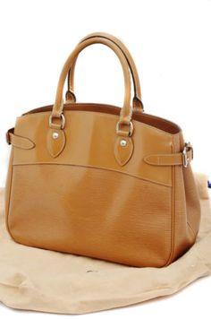 Louis-Vuitton-Passy-Epi-GM-Brown-Leather-Tote-Handbag