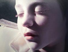 Gottfried Helnwein/ lighting