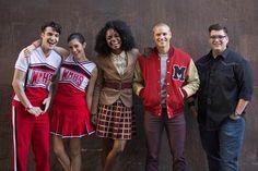 Glee season 6 newbies: Twins Mason & Madison, Jane, Spencer, and Roderick