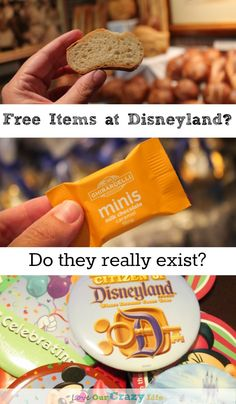 What items can you get free at Disneyland with your park admission? Check out this list and learn about some awesome free souvenirs. via @thebeccarobins