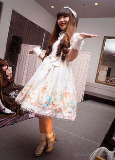 Model: Jae Lee, Photographer: Nelson Lau Jae Lee, Fashion Labels, Lolita Fashion, Ponytail, Pretty Girls, Fashion Show, White Dress, Summer Dresses, Gallery