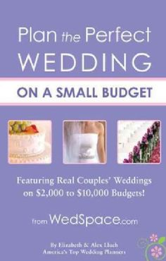 For the millions of engaged couples who are trying to plan their weddings on smaller budgets, comes the newest wedding planning book from Americas top wedding experts. The tips, inspiration, ideas and
