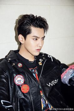 Discovered by No name. Find images and videos about kpop, exo and music on We Heart It - the app to get lost in what you love. Kris Wu, Shinee, Taemin, Rapper, Beyonce, Rihanna, Wu Yi Fan, Kim Minseok, Baekhyun Chanyeol