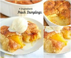 Ingredients     1 can crescent rolls (8 count)   1 can peach halves in light syrup, juice reserved   ½ cup butter, melted   2 tablespoons cinnamon sugar          Instructions       Preheat oven to 350 degrees.   Cut peaches in half.   Unroll crescent