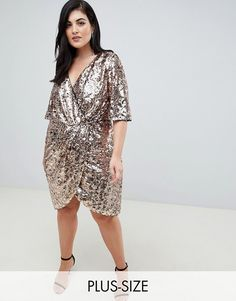 b90253e07657c 19 Plus-Size Party Dresses to Score on Sale Right Freakin  Now ...