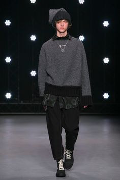 The fall 2016 show from Topman Design.