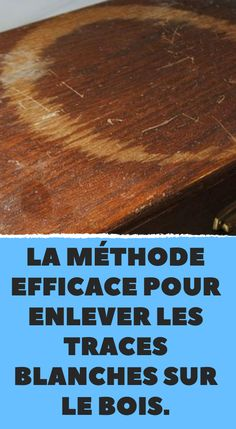 La méthode efficace pour enlever les traces blanches sur le bois. Fall Home Decor, Autumn Home, Extra Large Wall Clock, Outdoor Garden Rooms, Homemade Cleaning Products, Diy Cleaners, Metal Wall Decor, Paint Furniture, Thing 1