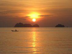 Sunset on Samui