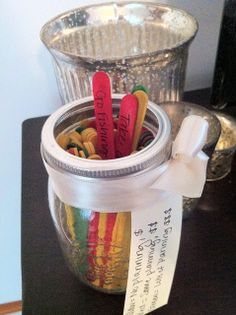 Adult Contentment: Date in a Jar