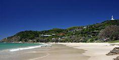 Byron Bay, Australia (most Easterly Point Lighthouse) Tourist Places, Places To Travel, Places To Visit, Coast Australia, Australia Travel, Wonderful Places, Great Places, Melbourne, Surf Girls