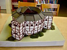 globe theatre paper model hledat googlem school help